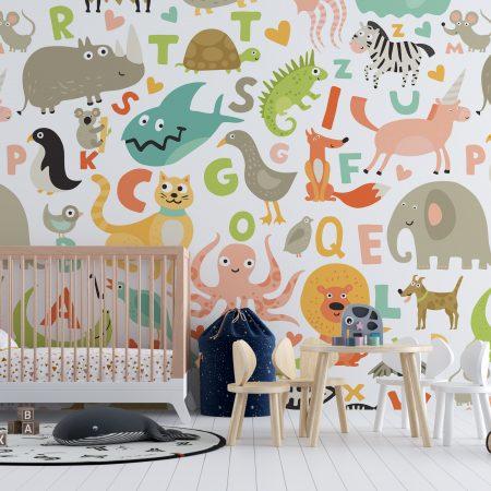 custom printed wallpaper in the uk